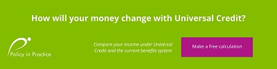 Universal Credit Calculator