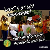 The 2nd Congress of The International Domestic Workers Federation (IDWF) Will Take Place Nov 16 to 19 In Cape Town, South Africa
