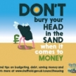 Sheffield Councils Ostrich Campaign Helps Spread Money Message