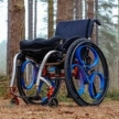 Loopwheels - Innovative Wheelchair with Suspension Idea Supported By Innovate UK