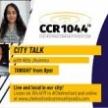 ABC Founder Simon Collyer was on 'City Talk' Chelmsford Community Radio 104.4FM Monday Night