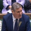 Boris Johnson Flounders When Tackled on Universal Credit By Keir Starmer (updated)