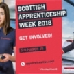 Scotland - Modern Apprenticeship Starts on The Up