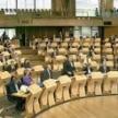 Rt Hon Esther McVey MP at the Scottish Parliament