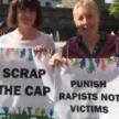 Sinn Féin Councillor Caoimhe McKnight Says 'Rape Clause Disgusting'