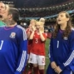 Homeless World Cup Heroes Presented with International Caps