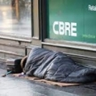 Homelessness in Dublin Increasing