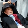 Disabled Lawmaker's Join Japanese Parliament