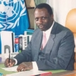 Condolences for Former Director-General Jacques Diouf