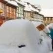 Rough Sleepers Die After Arctic Blast Hits Northern Europe